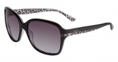 Bebe BB 7075 Sunglasses  Sunglasses - Jet / Grey Gradient Lenses