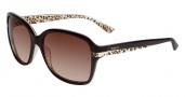 Bebe BB 7075 Sunglasses  Sunglasses - Topaz Crystal / Brown Gradient Lenses