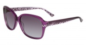 Bebe BB 7075 Sunglasses  Sunglasses - Amethyst / Grey Gradient Lenses