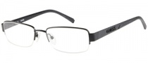 Guess GU 1742 Eyeglasses Eyeglasses - BLK: Matte Black
