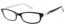 Guess GU 2292 Eyeglasses Eyeglasses - BKWHT: Black / White