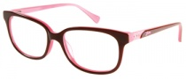 Guess GU 2293 Eyeglasses Eyeglasses - BRN: Brown Pink