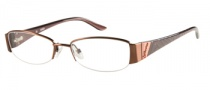 Guess GU 2306 Eyeglasses  Eyeglasses - BRN: Brown