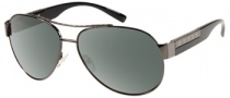 Guess GU 6692 Sunglasses Sunglasses - BLK-3: Shiny Black
