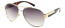 Guess GU 6692 Sunglasses Sunglasses - TO-34: Shiny Gold