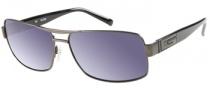 Guess GU 6698 Sunglasses Sunglasses - GUN-3: Satin Gunmetal
