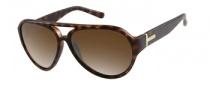 Guess GU 6730 Sunglasses  Sunglasses - MTO-1F: Matte Tortoise