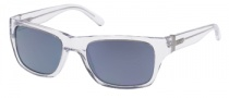 Guess GU 6731 Sunglasses Sunglasses - CRY-3F: Clear Crystal