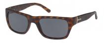Guess GU 6731 Sunglasses Sunglasses - MTO-1F: Matte Tortoise