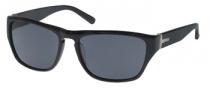 Guess GU 6732 Sunglasses  Sunglasses - BLK-3: Black