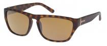 Guess GU 6732 Sunglasses  Sunglasses - MTO-1F: Matte Tortoise