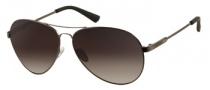 Guess GU 6735 Sunglasses Sunglasses - GUN-35: Shiny Gunmetal