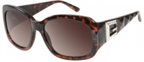 Guess GU 7180 Sunglasses Sunglasses - TO-34: Tortoise