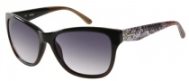 Guess GU 7192 Sunglasses Sunglasses - BLK-35: Black Brown