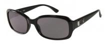 Guess GU 7203 Sunglasses Sunglasses - BLK-3: Black
