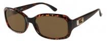 Guess GU 7203 Sunglasses Sunglasses - TO-1: Tortoise