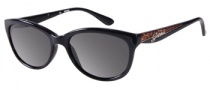 Guess GU 7209 Sunglasses Sunglasses - BLK-3: Black