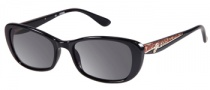 Guess GU 7210 Sunglasses Sunglasses - BLK-3: Black