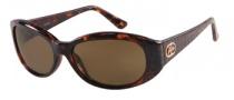 Guess GU 7220 Sunglasses Sunglasses - TO-1: Tortoise