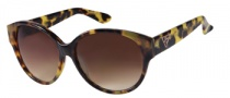 Guess GU 7221 Sunglasses Sunglasses - TO-34: Tortoise