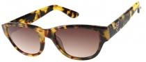 Guess GU 7223 Sunglasses Sunglasses - TO-34: Tortoise