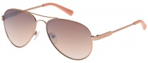 Guess GU 7228 Sunglasses Sunglasses - RO-62: Satin Rose