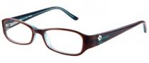 Bongo B Carly Eyeglasses Eyeglasses - BRN: Brown