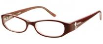 Bongo BG0021 Cecilia Eyeglasses Eyeglasses - BU: Burgundy