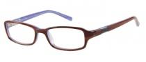 Bongo B Feisty Eyeglasses Eyeglasses - BRN: Brown
