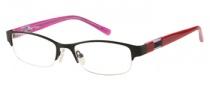 Bongo B Fresh Eyeglasses Eyeglasses - BLK: Matte Black
