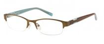 Bongo B Fresh Eyeglasses Eyeglasses - BRN: Matte Brown