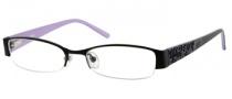 Bongo B Jessie Eyeglasses Eyeglasses - BLK: Satin Black