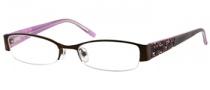 Bongo B Jessie Eyeglasses Eyeglasses - BRN: Satin Brown