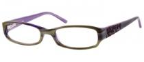 Bongo B Juliet Eyeglasses Eyeglasses - PURHRN: Purple Horn