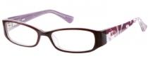 Bongo B Layla Eyeglasses Eyeglasses - BU: Burgundy