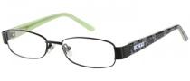 Bongo B Lila Eyeglasses Eyeglasses - BLK: Black