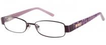 Bongo B Lila Eyeglasses Eyeglasses - PL: Plum