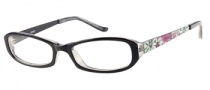 Bongo B Mila  Eyeglasses  Eyeglasses - BLKCRY: Black Crystal