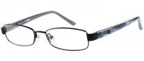 Bongo B Neve Eyeglasses Eyeglasses - BLK: Satin Black