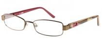 Bongo B Neve Eyeglasses Eyeglasses - BRN: Satin Brown