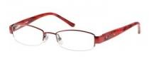 Bongo B Pretty Eyeglasses Eyeglasses - BU: Burgundy