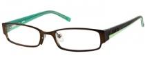 Bongo B Sammi Eyeglasses Eyeglasses - BRN: Satin Brown