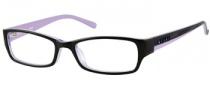 Bongo B Sonya Eyeglasses Eyeglasses - BLK: Black Crystal