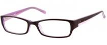 Bongo B Sonya Eyeglasses Eyeglasses - BRN Brown Lavender