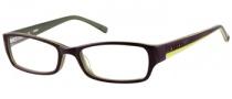Bongo B Sonya Eyeglasses Eyeglasses - PL Plum Green