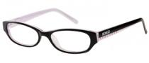 Bongo B Tamiko Eyeglasses Eyeglasses - BLK Black Lavender