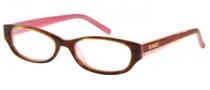 Bongo B Tamiko Eyeglasses Eyeglasses - BRN Brown Pink