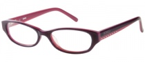 Bongo B Tamiko Eyeglasses Eyeglasses - PL Plum Milky Pink
