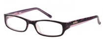 Bongo B Tokyo Eyeglasses  Eyeglasses - BLK: Black Lavender