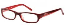Bongo B Tokyo Eyeglasses  Eyeglasses - BU: Burgundy